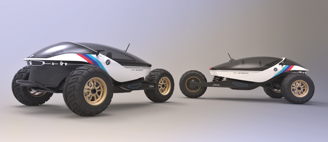 2 electric vehicles